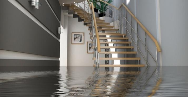Undgå vandskade i kælder, bolig og virksomhed