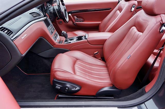 Kør i stil med nyt sædebetræk