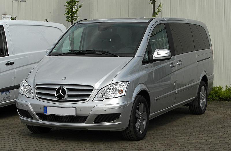 Mercedes Vito er varebilen til alle erhverv