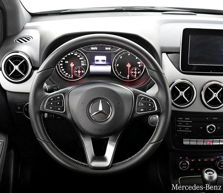 Brugt Mercedes bil