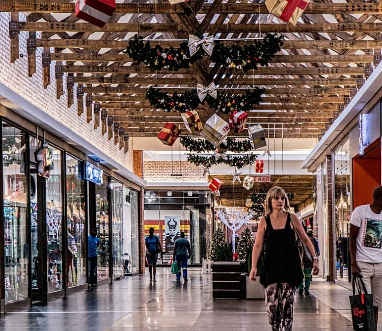Mystery Shopping i et center